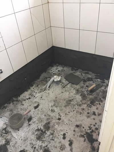 屏東市浴室翻修-浴室防水隔熱