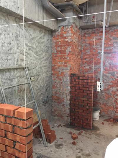 屏東瑞光路廁所拓寬工程-屏東廁所翻修