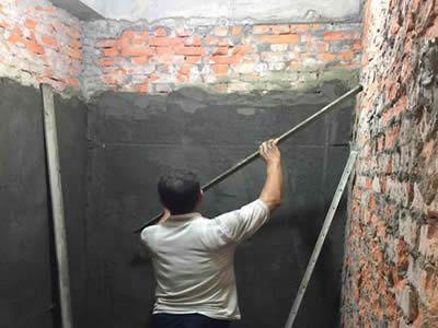 屏東市浴室興建-浴室防水隔熱